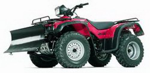 Warn-89613-Center-Plow-Mounting-Kit-for-ATV-0-1