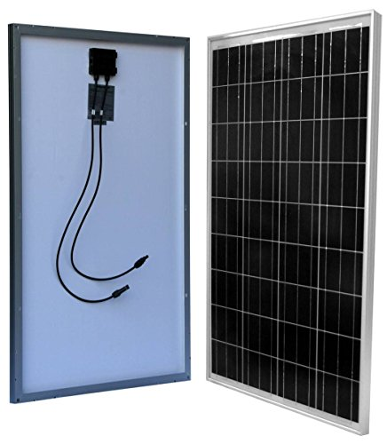 WindyNation-100-Watt-100W-Solar-Panel-for-12-Volt-Battery-Charging-RV-Boat-Off-Grid-0