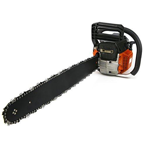 XtremepowerUS-22-24HP-45cc-Gasoline-Gas-Chainsaw-Cutting-Wood-EPA-0-1