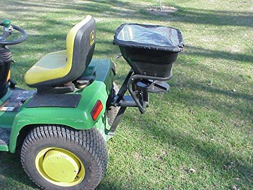 Yard-Tuff-AS-80LT12-Lawn-Tractor-Spreader-12-Volt-0-1