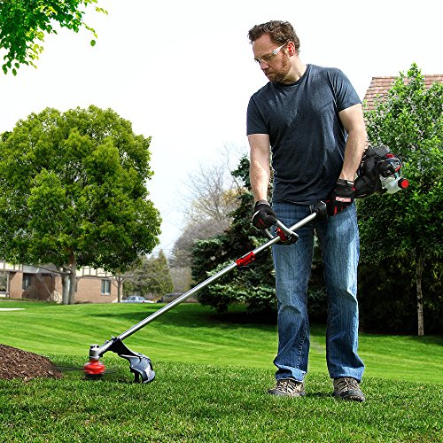 27cc-2-Cycle-Quiet-Technology-Straight-Shaft-Gas-Powered-WeedWacker-0-0