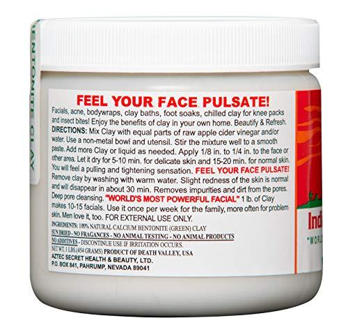 Aztec-Secret-Indian-Healing-Clay-1-lb-Deep-Pore-Cleansing-Facial-Healing-Body-Mask-The-Original-100-Natural-Calcium-Bentonite-Clay-0-1