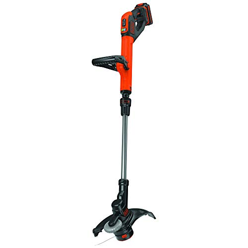 BLACKDECKER-LST522-20V-MAX-Lithium-2-Speed-String-TrimmerEdger-12-0