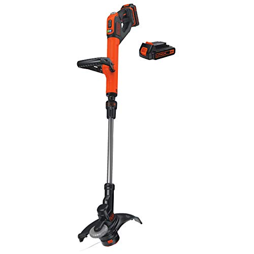 BLACKDECKER-LSTE525-20V-MAX-Lithium-Easy-Feed-String-TrimmerEdger-with-2-Batteries-0
