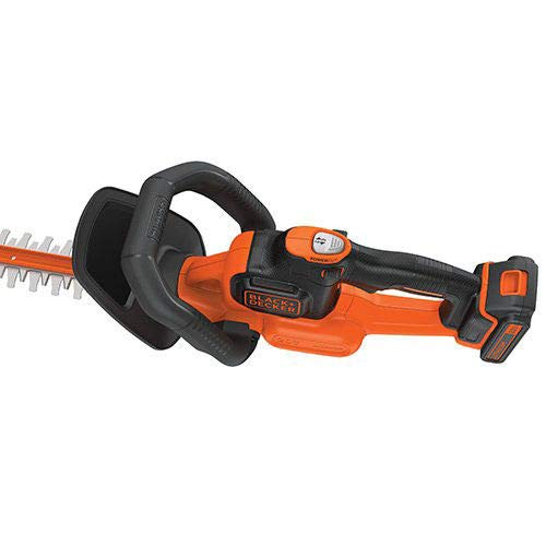 Black-Decker-LHT321R-20V-MAX-Cordless-Lithium-Ion-POWERCOMMAND-22-in-Hedge-Trimmer-Certified-Refurbished-0-0