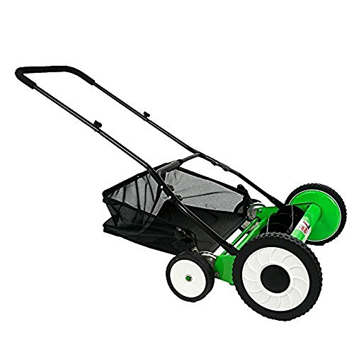 DuroStar-20-5-Blade-Height-Adjustable-Push-Reel-Mower-0