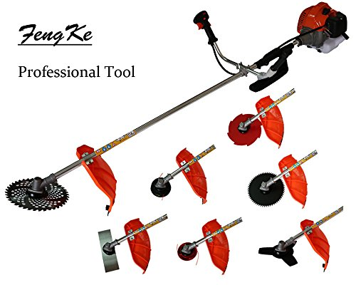 FengKe-7-in-1-52cc-Pole-Brush-Cutter-Trimmer-Line-Whipper-Snipper-Tree-Pruner-Multi-Garden-0