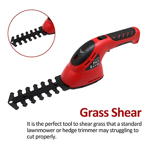 GLOGLOW-3-in-1-Lithium-Ion-Cordless-Grass-ShearHedge-Trimmer-Brush-Cutter-Garden-Tools-with-Telescopic-handle-0-1