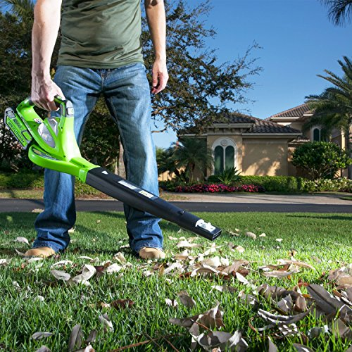 GreenWorks-1300302-G-MAX-40V-19-Lawn-Mower-and-Blower-Combo-Lawn-Kit-0-0