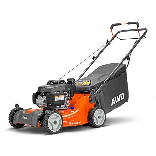 Husqvarna-LC221A-Honda-Gas-Lawn-Mower-0