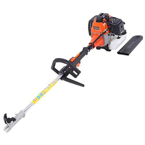 Iglobalbuy-52CC-Gas-Multi-Functional-5-in-1-Pole-Hedge-Trimmer-Trimmer-Brush-Cutter-Pole-Chainsaw-Pruner-43-inch-Extension-Pole-0-2