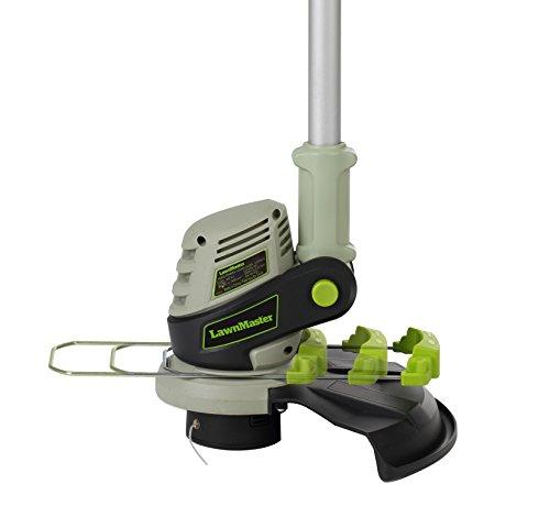 LawnMaster-CLGT2412-24-Volt-Li-On-Cordless-Pro-Grass-Trimmer-12-Inch-0-1