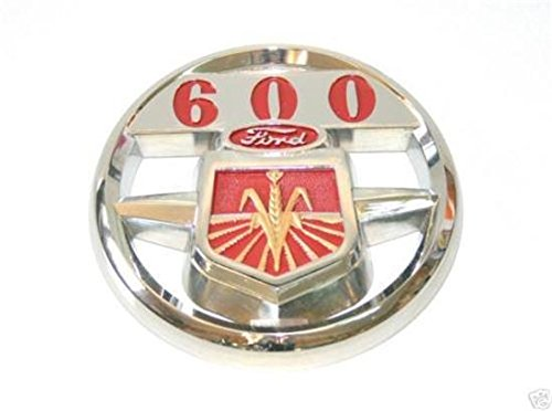 New-NCA16600A-Front-Hood-Emblem-for-Ford-600-Series-Tractors-0