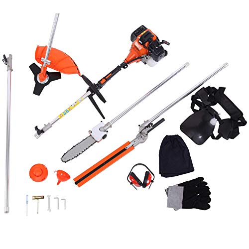 PanelTech-5-in-1-52CC-Brush-Cutter-Hedge-Trimmer-Pruning-Chainsaw-Grass-Trimmer-and-Extension-Pole-0
