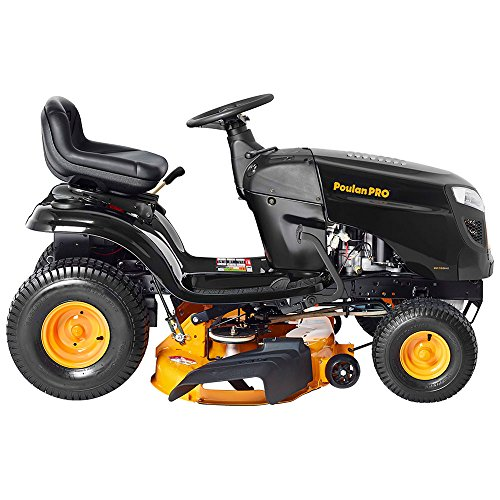 Poulan-Pro-960420182-Briggs-155-hp-Automatic-Hydrostatic-Transmission-Drive-Riding-Mower-42-0-1