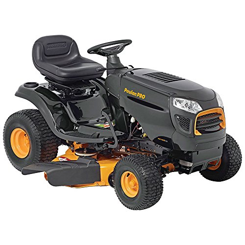 Poulan-Pro-960420182-Briggs-155-hp-Automatic-Hydrostatic-Transmission-Drive-Riding-Mower-42-0