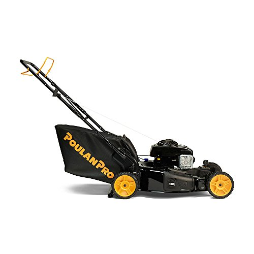 Poulan-Pro-961420140-PR550Y22RP-Briggs-550E-Side-DischargeMulchBag-3-in-1-Lawnmower-with-22-Inch-Deck-0-1
