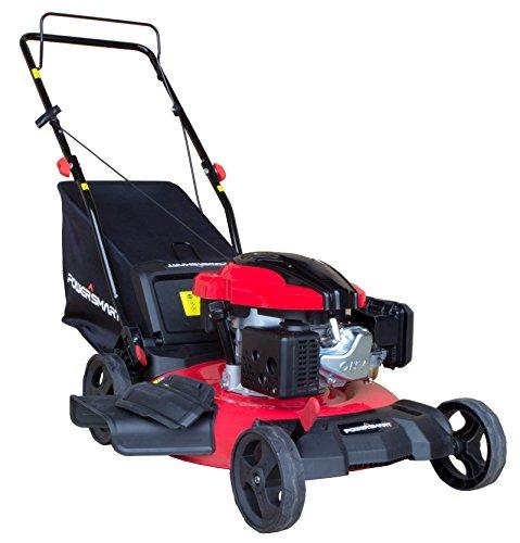 PowerSmart-DB8621P-3-in-1-159cc-Gas-Push-Mower-21-Red-Black-0