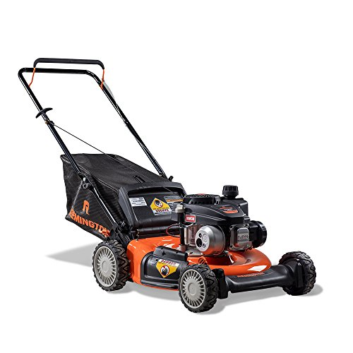 Remington-RM130-Trail-Blazer-140cc-21-Inch-3-in-1-Gas-Push-Lawn-Mower-0-0
