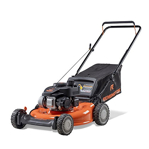 Remington-RM130-Trail-Blazer-140cc-21-Inch-3-in-1-Gas-Push-Lawn-Mower-0
