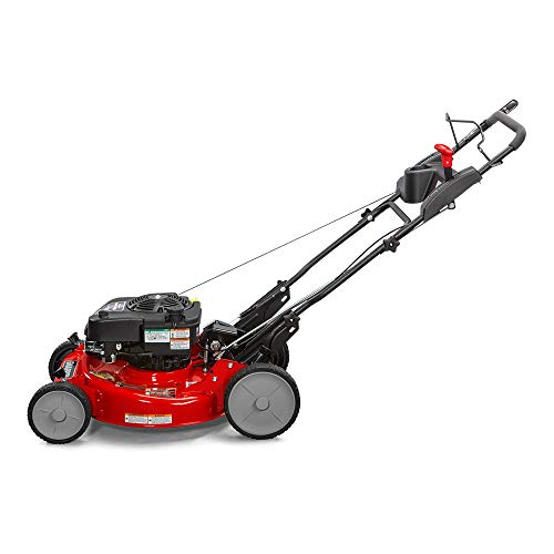 Snapper-RP2185020-7800981-NINJA-190cc-3-N-1-Rear-Wheel-Drive-Variable-Speed-Self-Propelled-Lawn-Mower-with-21-Inch-Deck-and-ReadyStart-System-Ninja-Mulching-Blade-and-7-Position-Heigh-of-Cut-0-2