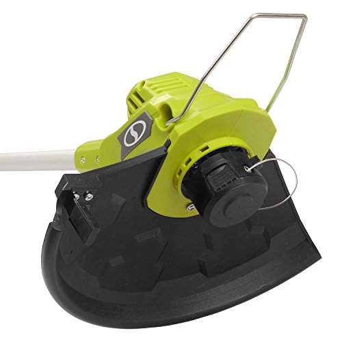 Sun-Joe-20VIONLTE-ST11-Cordless-Swath-String-TrimmerEdger-Green-0-1