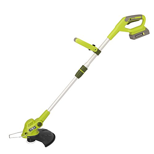 Sun-Joe-20VIONLTE-ST11-Cordless-Swath-String-TrimmerEdger-Green-0