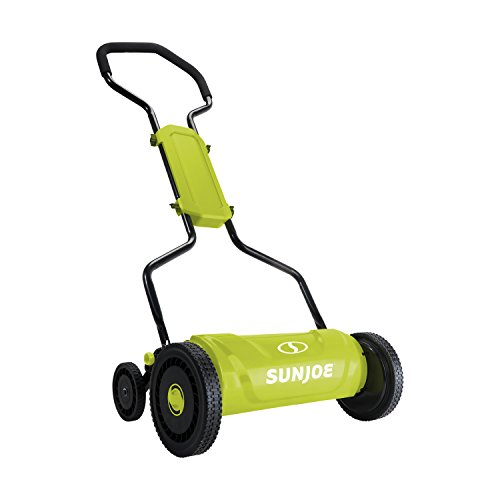 Sun-Joe-MJ1800M-18-inch-5-Height-Positions-Quad-Wheel-Manual-Mower-0-0