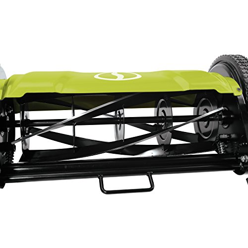 Sun-Joe-MJ1800M-18-inch-5-Height-Positions-Quad-Wheel-Manual-Mower-0-1