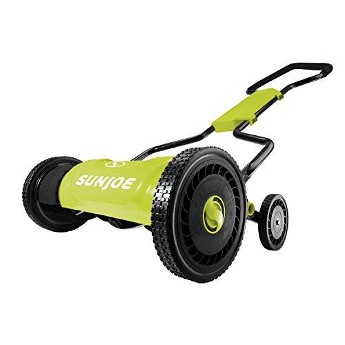 Sun-Joe-MJ1800M-18-inch-5-Height-Positions-Quad-Wheel-Manual-Mower-0
