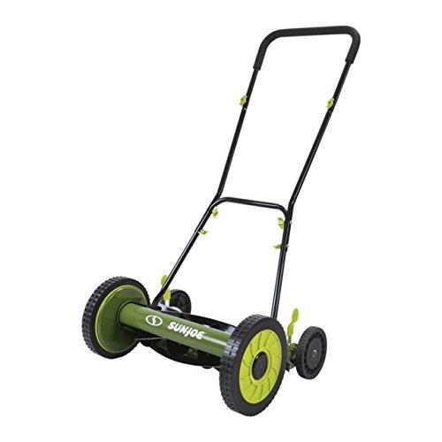 Sun-Joe-MJ504M-16-Inch-Manual-Reel-Mower-wo-Grass-Catcher-0-0