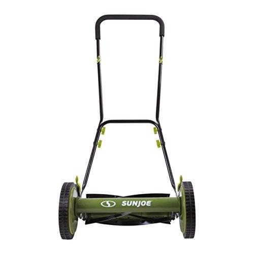 Sun-Joe-MJ504M-16-Inch-Manual-Reel-Mower-wo-Grass-Catcher-0-1