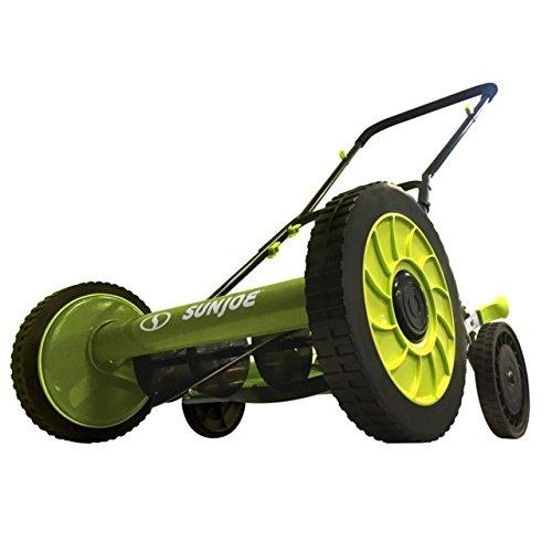 Sun-Joe-MJ504M-16-Inch-Manual-Reel-Mower-wo-Grass-Catcher-0