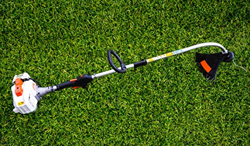 Sunseeker-GTI26-2-26CC-Curved-Shaft-Grass-Trimmer-0-1