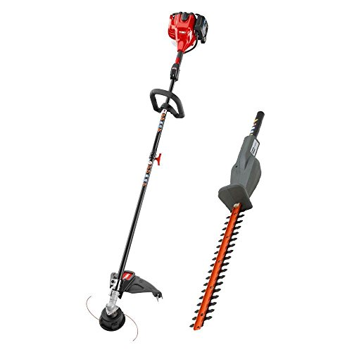Toro-2-Cycle-254cc-Attachment-Capable-Straight-Shaft-Gas-String-Trimmer-with-Hedge-Trimmer-Attachment-0