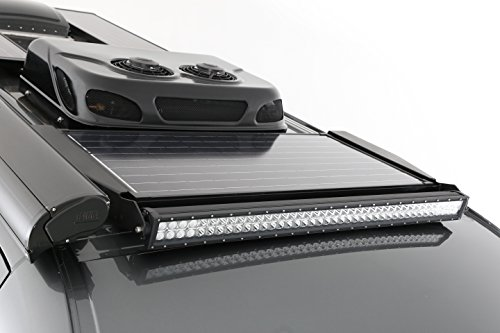 07-Sprinter-Van-LED-Light-Bar-Solar-Panel-Mount-0