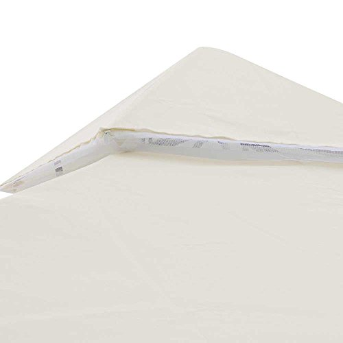 10-x-10-ft-Gazebo-Top-Replacement-with-Side-Screen-Netting-Ivory-White-by-Newleaf-0-0