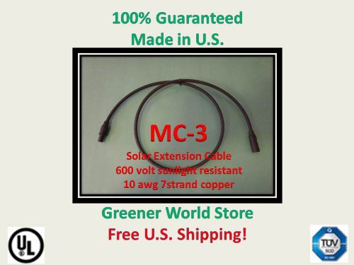 100-Foot-Mc3-Solar-Cable-Mc3-Solar-Connector-Cable-100-Feet-Long-and-Mc3-Connectors-At-Each-End-0