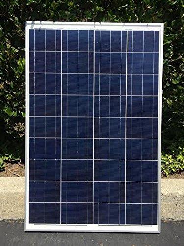 100-Watt-12-Volt-Solar-Panel-Off-Grid-for-Battery-Charging-RV-Boat-Very-Versatile-0