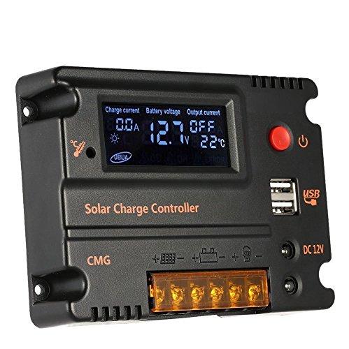 100-Watt-18V-Poly-Solar-Panel-Kits1pc-100w-Poly-Solar-Panel-1pc-12V-1KW-Inverter1-set-of-Z-Mounting-Brackets-1-set-5m-MC4-Solar-Cable-1-pc-20A-Tempreture-Compensation-Solar-Charge-Controller-0-1