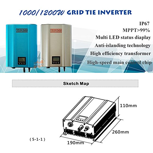 1000W-MPPT-Solar-Grid-Tie-Micro-Inverter-with-IP65-50-86Volt-DC220V190-260Volt-AC-or-120V90-140Volt-ACLEDLCD-for-Solar-Panel-System-0-1