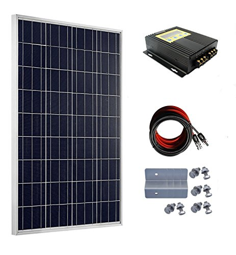 100w-12V-Poly-Solar-Panel-Kits-Include-100w-Polycrystalline-Solar-Panel-20A-MPPT-Charge-Controller-Ideal-for-12V24V-Device-0