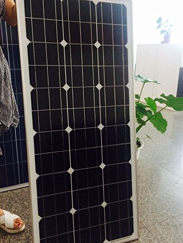 100w-18v-Monocrystal-Solar-Panel-Charge-12V-Battery-0-0