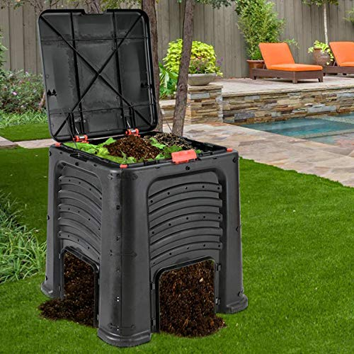 105-Gallon-Compost-Bin-Garden-Waste-Bin-Grass-Food-Trash-Barrel-Fertilizer-0-1