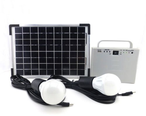 10w-portable-off-grid-small-solar-power-system-for-home-lighting-kit-with-2-LED-Lights-Solar-Panel-and-Battery-for-Camping-fishing-Charge-0