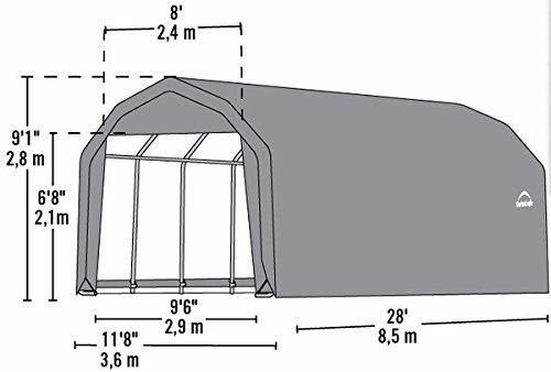 12x28x9-Barn-Shelter-Gray-0-1