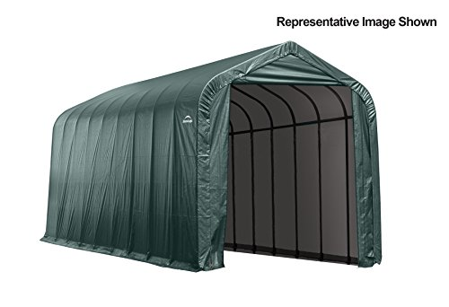 14x20x12Peak-Style-ShelterGreen-Cover-0