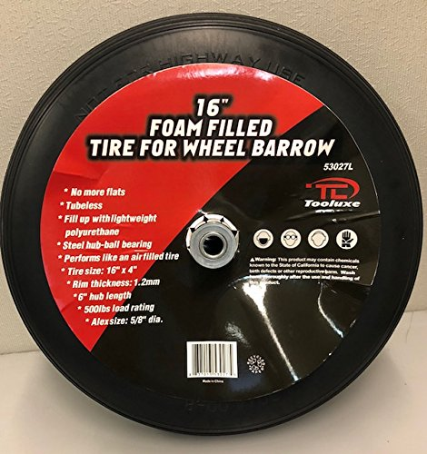 16-Flat-Free-Foam-Tire-For-Wheel-Barrows-0