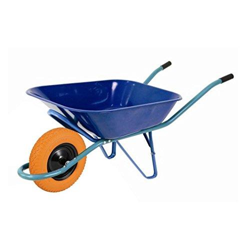 16-Tire-wheelbarrow-wheel-barrow-flat-free-cart-wagon-solid-foamed-tire-replacement-new-0-2