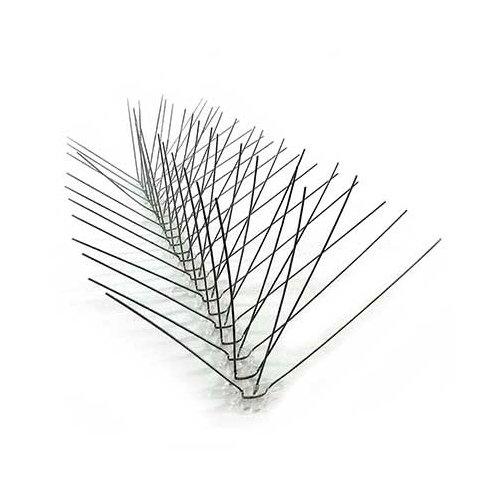2-Bird-X-Stainless-Steel-Bird-Spikes-50-Two-Foot-Strips-BMC-BDX-SLS-100-0